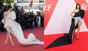 Kendall Jenner Cannes Film Festival en 2017